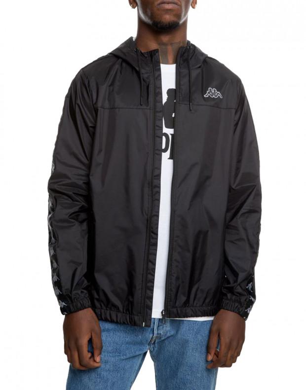 KAPPA Dawson Banda Jacket Black/Grey