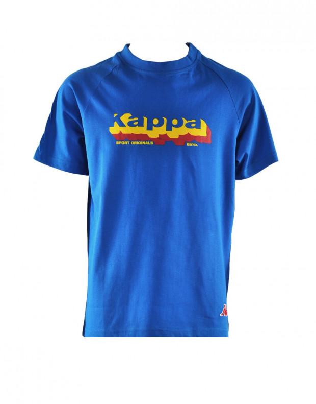 KAPPA Problock Tee Blue
