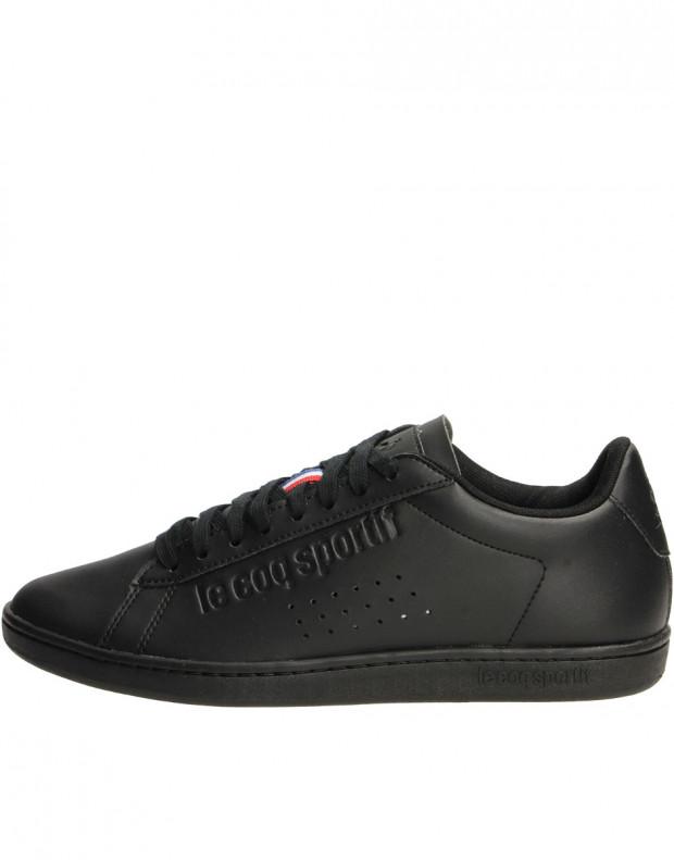 LE COQ SPORTIF Courtset Sport All Black