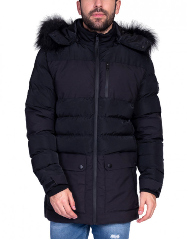MZGZ Leisure Jacket Black