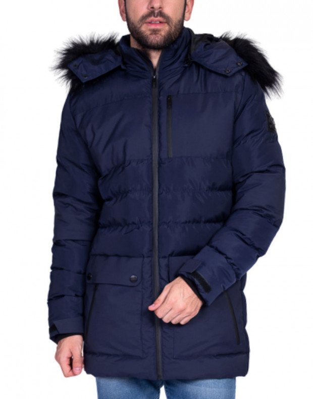 MZGZ Leisure Jacket Navy
