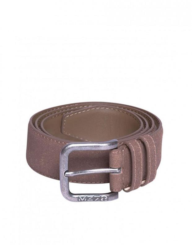 MZGZ Soft Belt Brown
