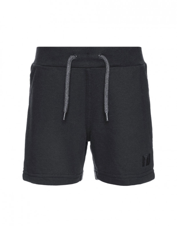 NAME IT Jungen Sweat Shorts Black