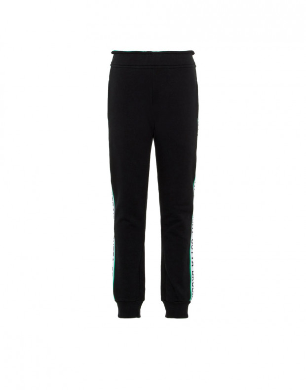 NAME IT Side Stripe Sweat Pants Black