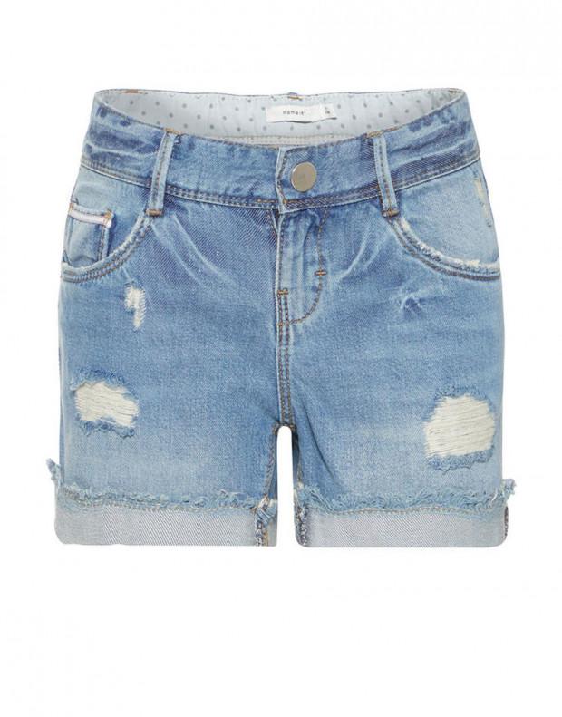 NAME IT Rose Regular Fit Denim Shorts