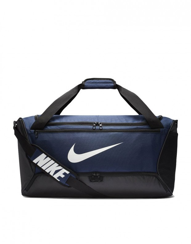 NIKE Brasilia Training Duffel Bag M Navy