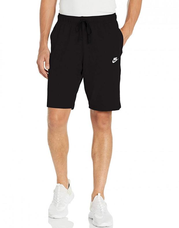 NIKE Sportswear Club Fleece Shorts Black