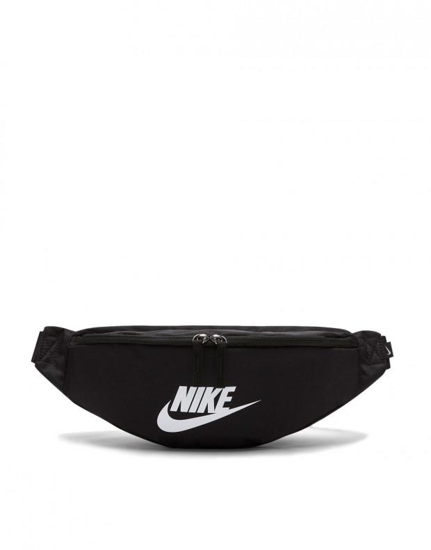 NIKE Sportswear Heritage Hip Pack Black