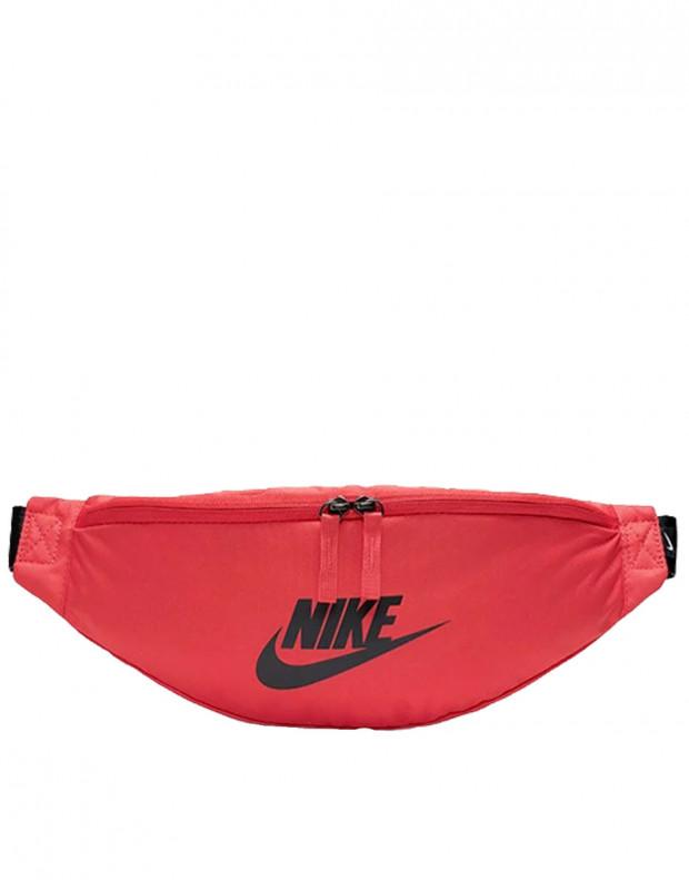 NIKE Sportswear Heritage Hip Pack Red