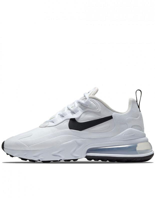 NIКЕ Air Max 270 React Sneakers White