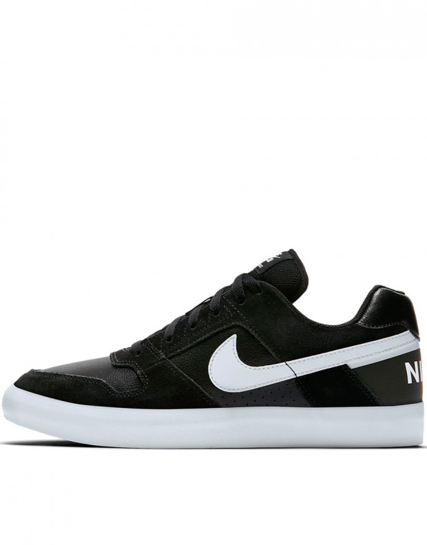 NIKE Delta Force Vulc Black & White