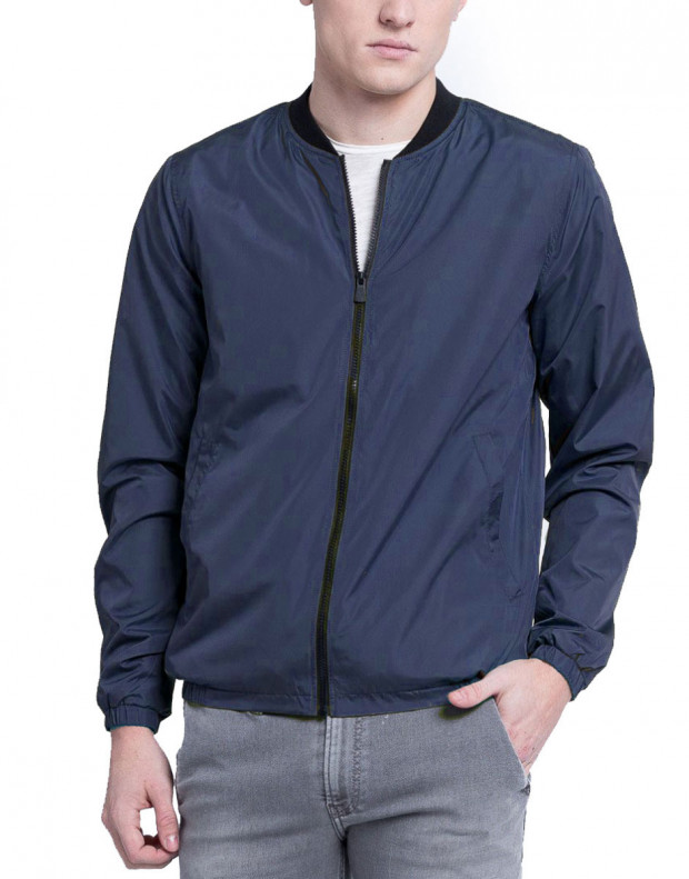 ONLY&SONS Bomber Jacket Blue