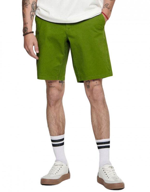 ONLY&SONS Slim Chino Shorts Cactus