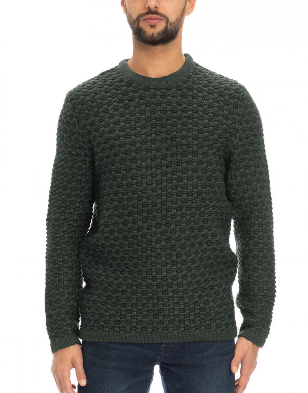 ONLY&SON Doc Knitted Sweater Spruce
