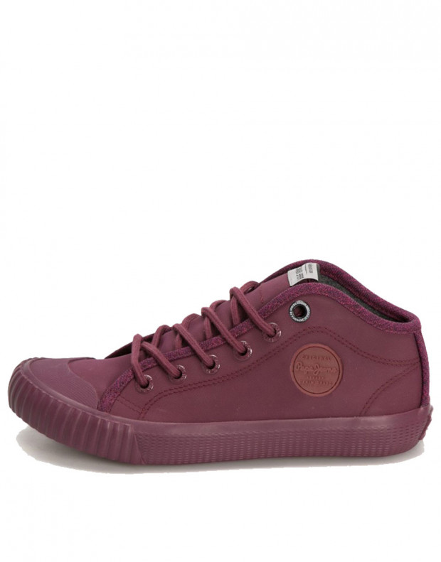 PEPE JEANS Industry Water Sneakers Bordo