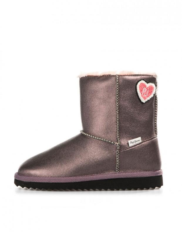 PEPE JEANS Angel Teeth Boots Purple