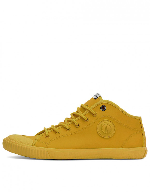 PEPE JEANS BJ FW Sh/Sn Sneakers / Low Yellow