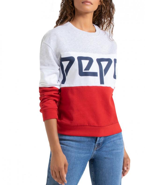 PEPE JEANS Bibiana Knitwear Red