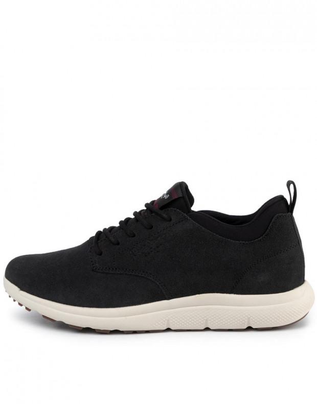 PEPE JEANS Hike Smart Sneakers Black