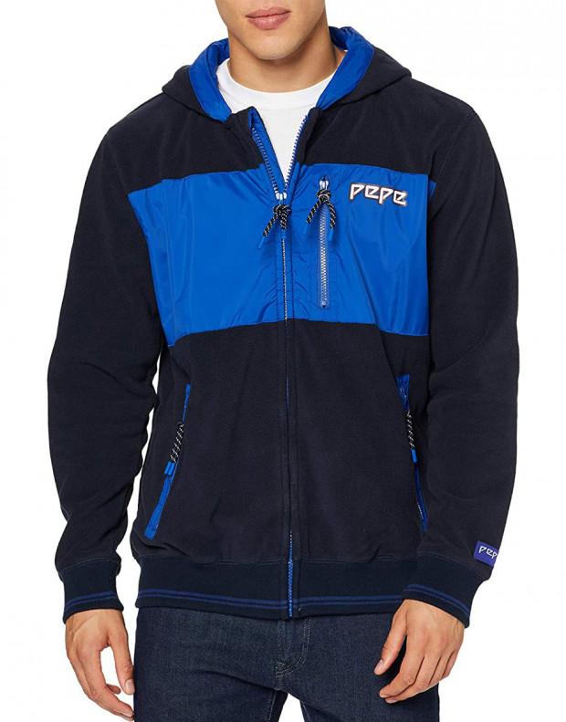 PEPE JEANS Lucian Jacket Blue