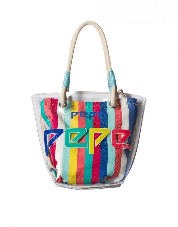 PEPE JEANS Tropical Bag Multicolour