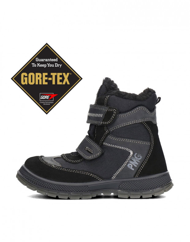 PRIMIGI Billy Gore-Tex Boots Black