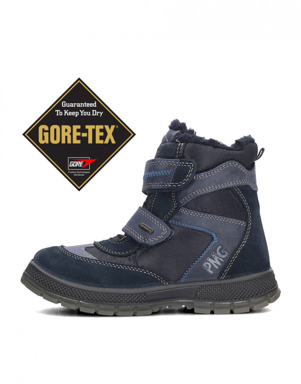 PRIMIGI Billy Gore-Tex Boots Navy