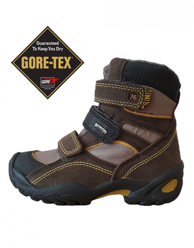 PRIMIGI Ruddy Gore-Tex Boots Brown