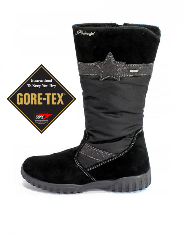 PRIMIGI Star Gore-Tex Boots Black