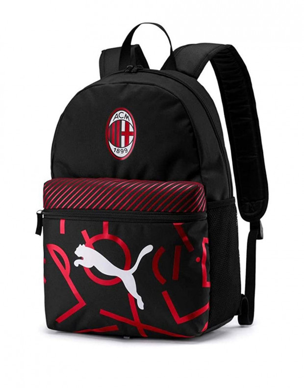 PUMA AC Milan Dna Fan Backpack Black