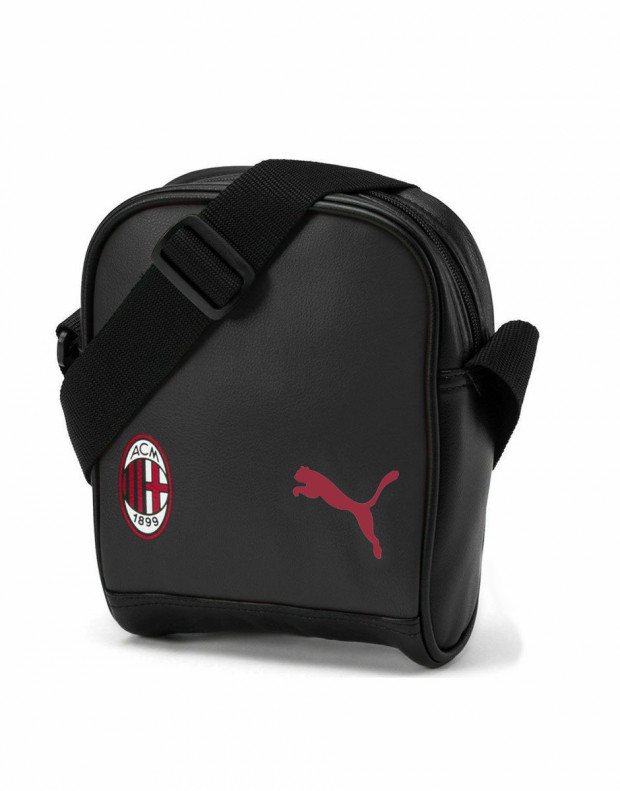 PUMA AC Milan Urban Portable Bag Black