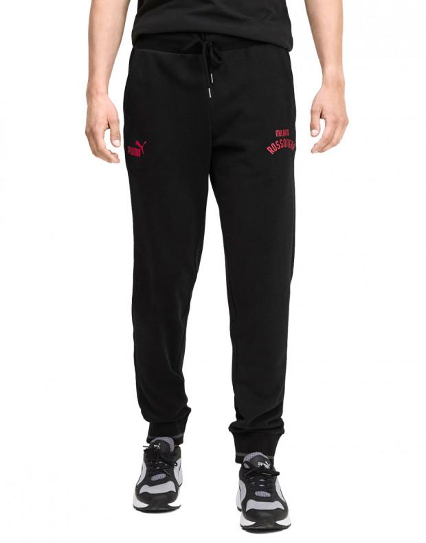 PUMA Ac Milan Premium Pants Black