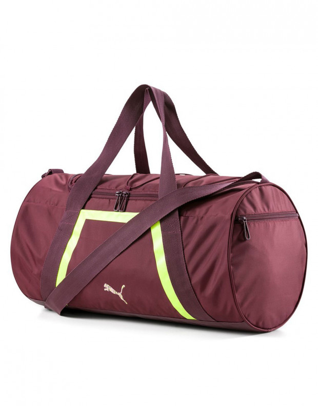 PUMA At Shift Duffel Bag Purple