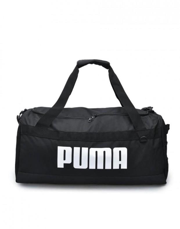 PUMA Challenger Duffer Bag Black