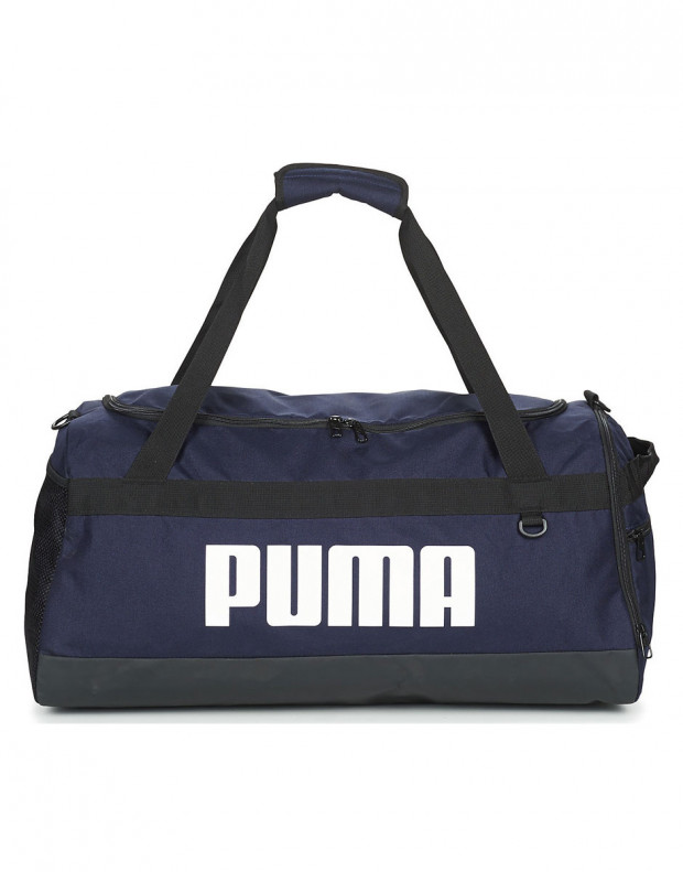 PUMA Challenger Duffer Bag Navy