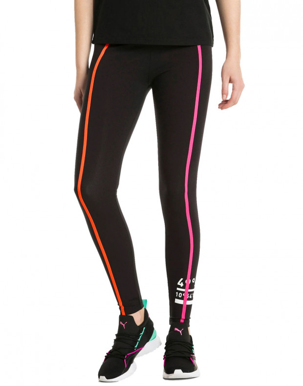 PUMA Chase Leggings Black