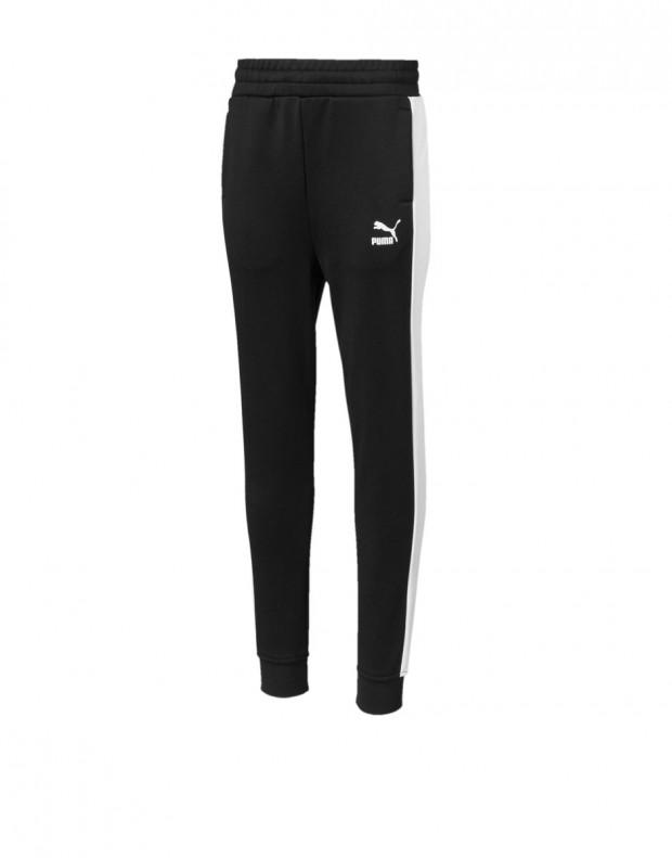 PUMA Classics T7 Junior Track Pants Black