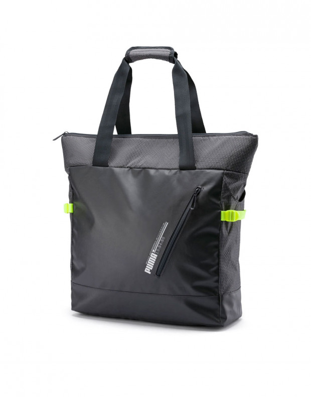PUMA Energy Large Tote Bag Asphalt