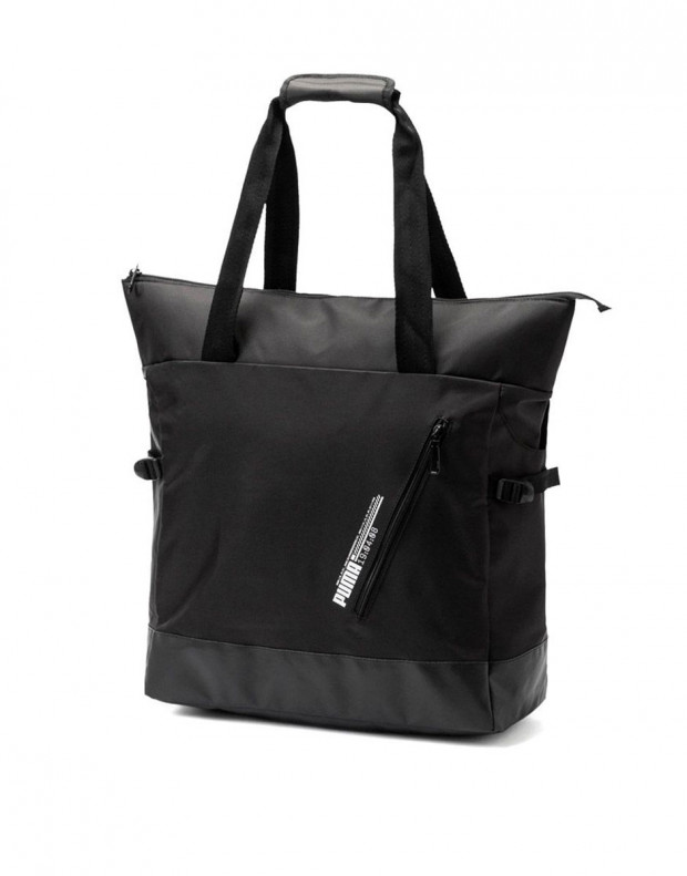 PUMA Energy Large Tote Black
