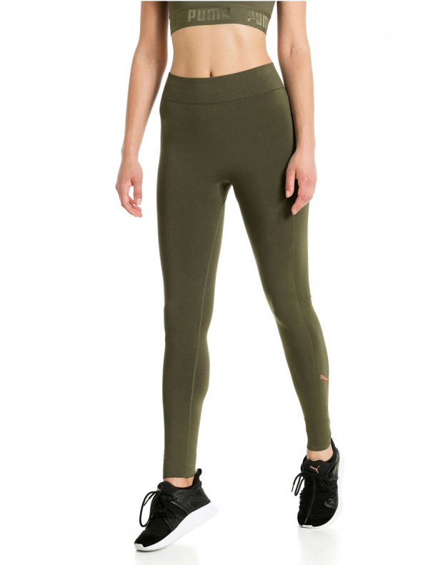PUMA Evo Knit Legging Green
