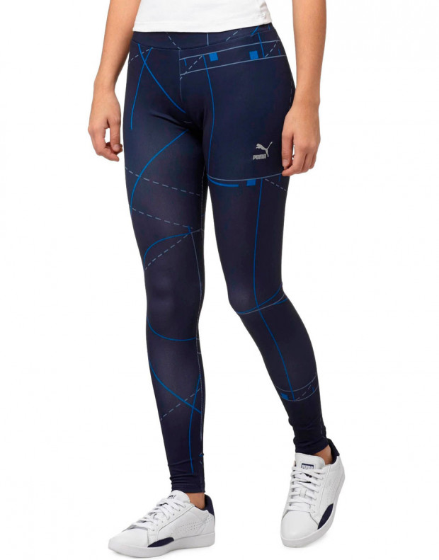 PUMA Evo Leggings Navy
