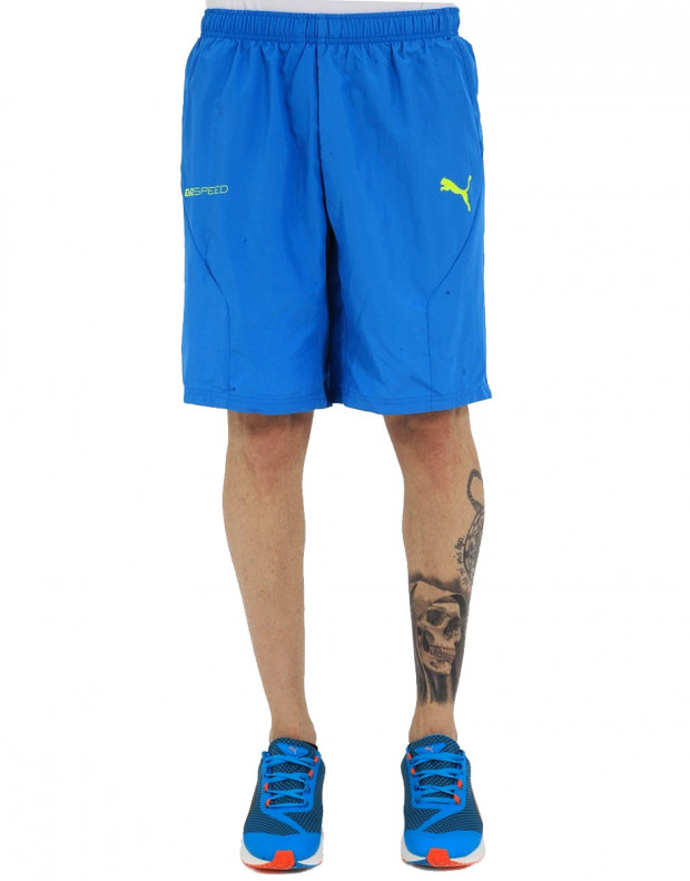 PUMA Evospeed Woven Shorts Blue