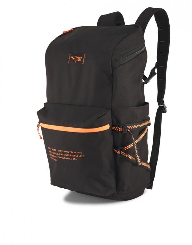 PUMA First Mile Backpack Black