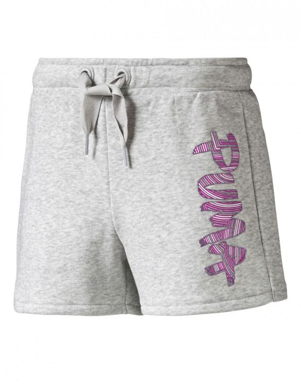 PUMA Fun Td Shorts L. Grey