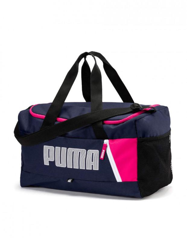 PUMA Fundamentals Sports Bag S Navy