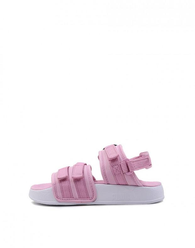 PUMA Leadcat Ylm 19 Sandals Pink