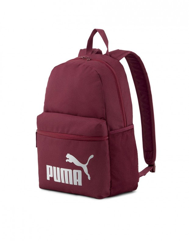 PUMA Phase Backpack Burgundy