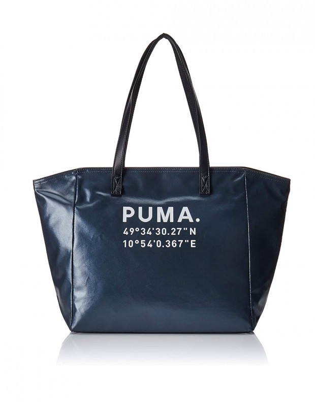 PUMA Prime Time Large Shopper Black