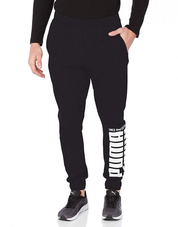 PUMA Rebel Bold Pants Black