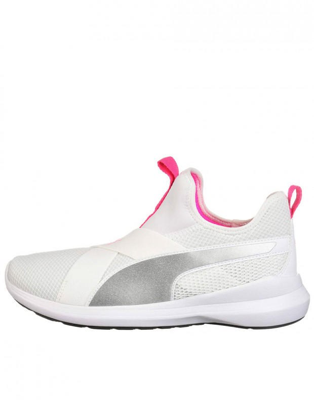 PUMA Rebel Sneakers White